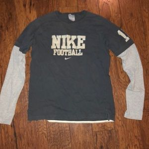 Men's long Sleeve Nike T-shirt